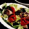 Salată cu legume şi caracatiţă