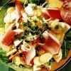 Salata de cartofi cu file de pastrav