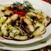 Salata de macaroane cu peste afumat