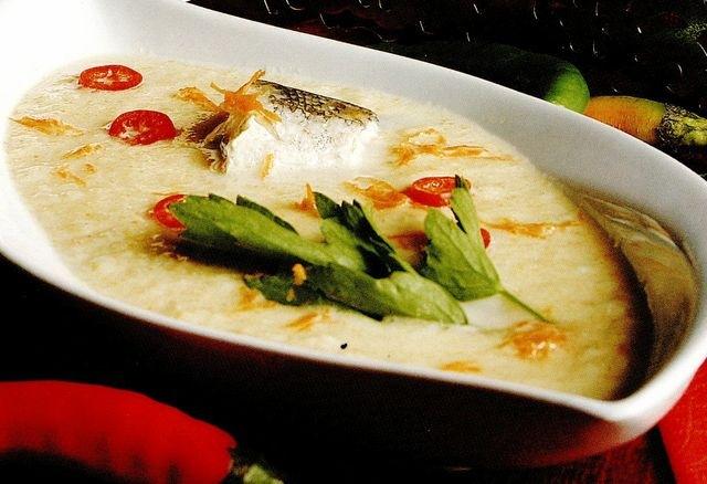 Supa crema de peste cu midii