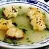 Supa de chimen cu morcov si albitura
