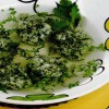 Supa de galusti verzi