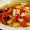 Supă de legume cu cimbru