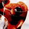 Băutură răcoritoare cu grapefruit roşu şi struguri
