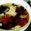 Ciorbă de pui si legume de toamnă