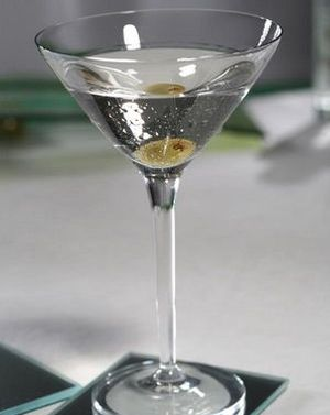 Cocktail Martini cu limeta