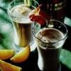 Cocktail de portocale si lapte de cocos