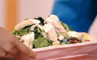 Salată de şalău