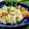 Orez cu legume delicioase