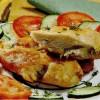 Piept de pui cu cartofi
