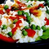 Salata de orez cu mazare