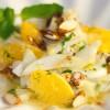 Retete de post: Salata de portocale si fenicul