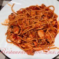 Spaghete integrale cu carne de pui_24