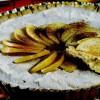 Tarta cu mere si branza