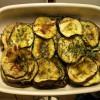 Retete de post: Vinete pe grill marinate in cimbru si chilli