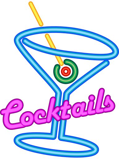 Cocktail Rum Tonic