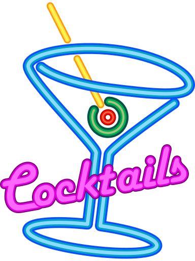 Cocktail Konfetti