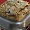 Cum se prepara Tarta de mere si dulceata de gutui (video)