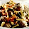 Delicioase chifteluţe cu legume