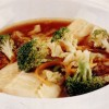 Peşte în supă orientală
