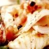 Calamari la grătar cu sos picant
