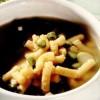 Passatelli cu sparanghel în supă de carne