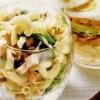 Salată de paste scurte