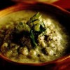 Supă de sfecla cu branză de vaci