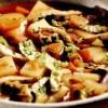 Supă delicioasă de pui şi legume