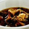 Supă picantă de ciuperci