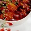 Ciorba de fasole rosie