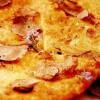 Pizza cu piure de dovleac