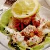 Salata de pui cu varza si ardei rosu
