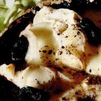 Tarte din ciuperci cu branza
