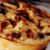 Tartelete cu mere şi sos de Calvados