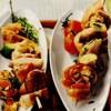 Frigarui asortate cu salsa de legume