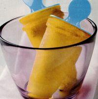 Inghetată de mango