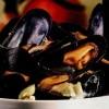 Scoici în sos de vin