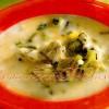 Reteta zilei: Supă de carne cu fasole verde
