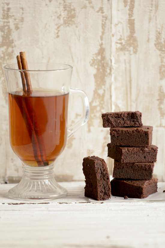 Brownies cu multa ciocolata