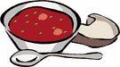 Ciorbiţă cremă de peşte cu oregano