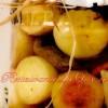 Reteta zilei: Ciuperci cu mere si struguri (muraturi)