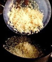 Pilaf iranian din carne de gaina