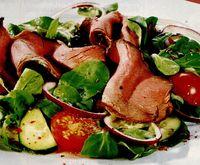 Salată cu roastbeef