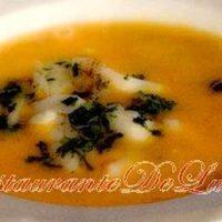 Supa de peste cu masline