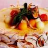 Reteta zilei: Tort cu rom si fructe