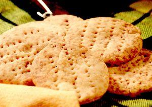 Biscuiţi dulci-săraţi