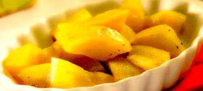 Dulceata de pepene galben cu scrotisoara
