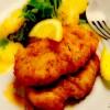 Salata_calda_de_cartofi_cu_snitele_vieneze