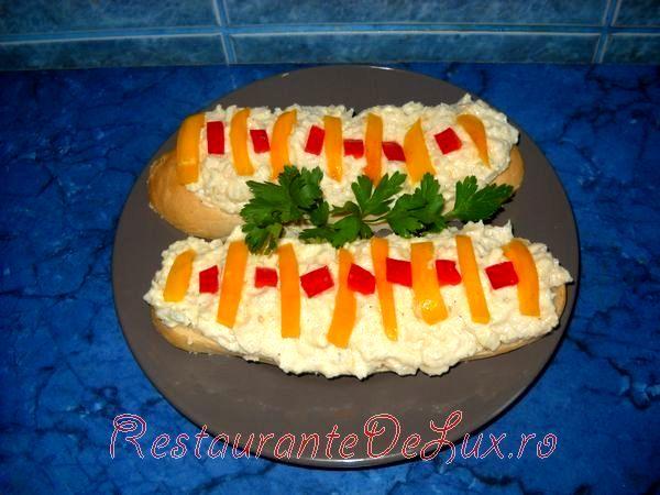 Reteta zilei: Salata de conopida
